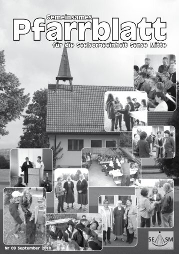 Pfarrblatt September 2010 (pdf 9 mb)