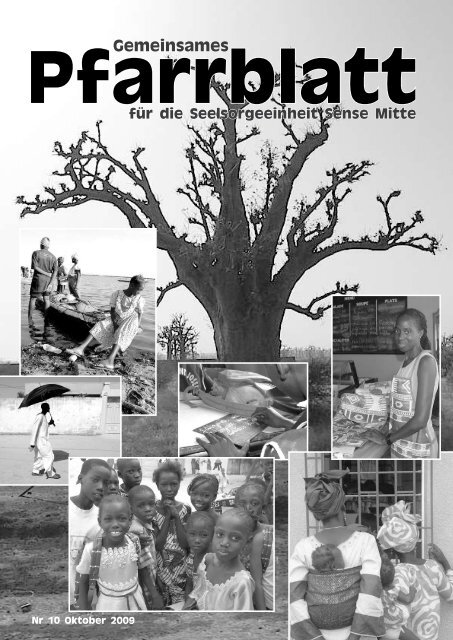 Pfarrblatt Oktober 2009 (pdf 8 mb)
