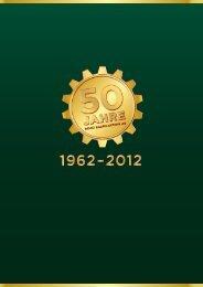 Firmenprospekt «50 Jahre Heinz Baumgartner AG» (PDF-Download