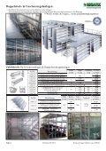Fachboden-, Wannen-, HT-, Reifenregale, ... (System SUPER 1-2 - Seite 2