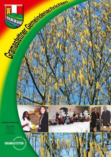 Folge 1/2008 (2,06 MB) (0 bytes - Gramastetten - Land Oberösterreich