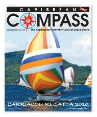 CARRIACOU REGATTA 2010 - Caribbean Compass