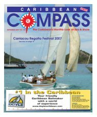 Carriacou Regatta Festival 2007 - Caribbean Compass