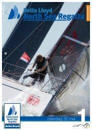 Magazine NSR 2012 zaterdag - North Sea Regatta