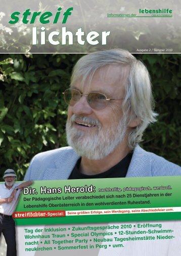 streif streif - Lebenshilfe Oberösterreich