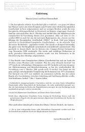 Einleitung - Verlag Dr. Otto Schmidt
