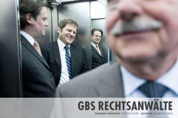 GBS RECHTSANWÄLTE - Dominik Obertreis