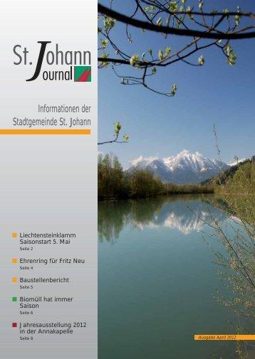 (981 KB) - .PDF - Stadtgemeinde St. Johann
