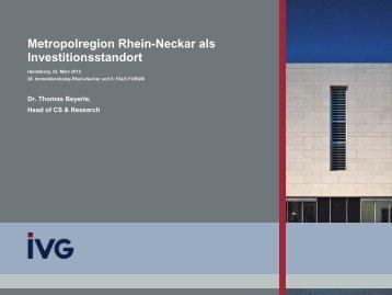 Folien herunterladen - Metropolregion Rhein-Neckar