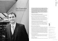 Der Generalist - Anwaltsblatt Karriere