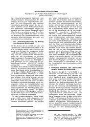 Umweltschaden und Biodiversität Rechtsanwalt apl. Prof. Dr. Martin ...