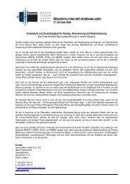 Download Pressemitteilung und Eindrücke - Gerhard Mann GmbH + ...