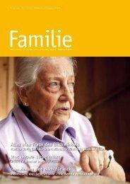 FAMILIE Herbst 2012 - Vorarlberger Familienverband