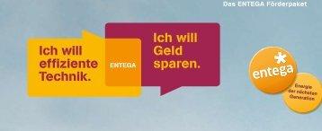 Ich will effiziente Technik. Ich will Geld sparen. - Germann GmbH