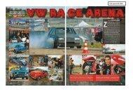 VW Speed 08 2008 - German Racewars
