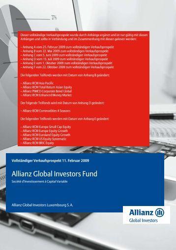 Allianz Substanz