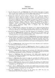 Publications Gretchen L. Früh-Green - ETH - IGP - geopetro - ETH ...