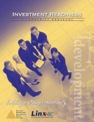 Investment Readiness Manual - EDCD Consulting