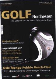 Golf Nordhessen 04.10 - GMVD