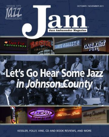 kessler, folly, vine, cd and book reviews - Kansas City Jazz ...