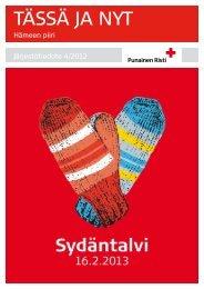 T&n 4_2012_web.pdf - RedNet - Punainen Risti
