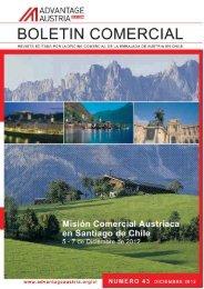 Visita comercial de delegacion - Advantage Austria