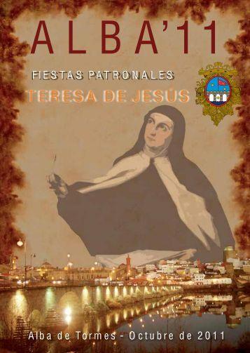 TERESA DE JESÚS - Ayuntamiento de Alba de Tormes