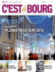 PLEINS FEUX SUR 2012 - Bourg-en-Bresse
