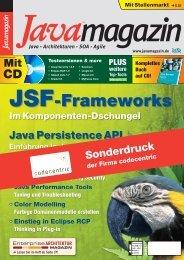 Java Performance Tools – Teil 1 (Grundlagen)