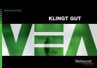 klingt gut - GN ReSound GmbH