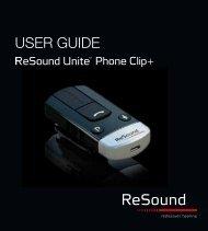 user guide - GN ReSound GmbH