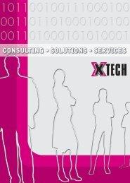 KDEKOĽVEK SA NACHÁDZATE: PRÍSTUP K ÚDAJOM A - X-tech