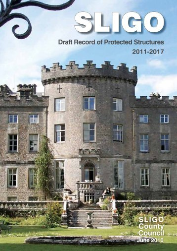 The Draft Record of Protected Structures - Sligo County Council
