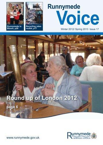 Runnymede Voice - Runnymede Borough Council