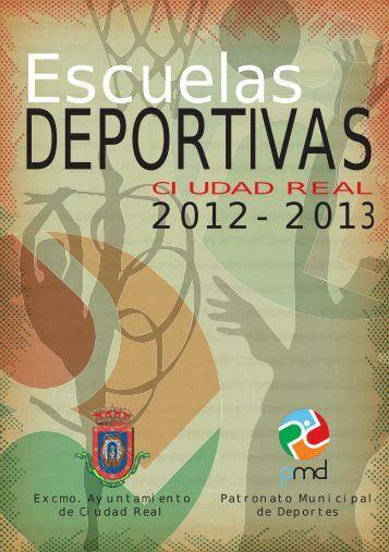 Escuelas Deportivas - Patronato Municipal de Deportes