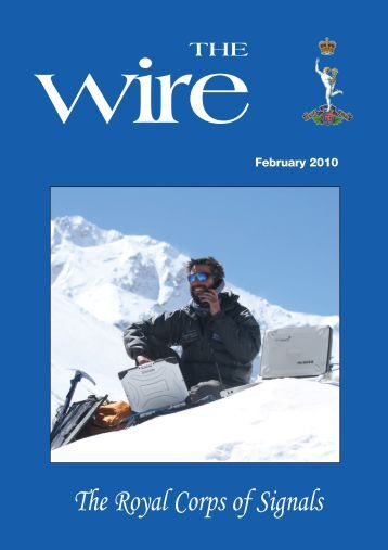 The Wire - Feb 2010 - British Army