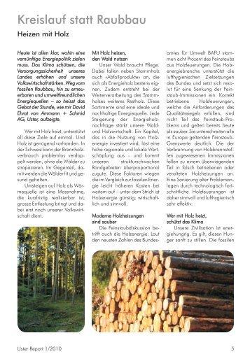 Artikel herunterladen - Ammann + Schmid AG