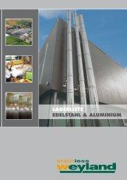 neues Edelstahl und Aluminium Verteilzentrum in ... - Weyland Gmbh
