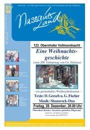 Nassauer Land 51/52-2012 - Verbandsgemeinde Nassau