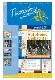 Mitteilungsblatt Ausgabe 27 - 2010 - Verbandsgemeinde Nassau