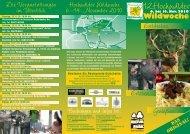 Wildwoche - Reisemobil Interaktiv
