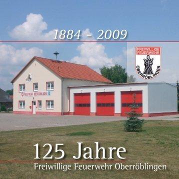 Chronik als PDF-Datei - Feuerwehr Oberröblingen