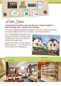 Preise als PDF-Datei - Hotel Zeltinger Hof - Seite 2
