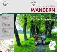 WANDERN - Vogelsberg Touristik