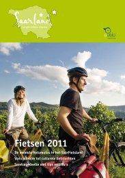 Fietsen 2011 - Tourismus Zentrale Saarland