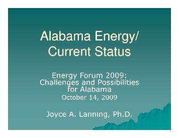 Joyce A. Lanning - Interfaith Environmental