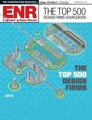 THE TOP 500 DESIGN FIRMS - Aecom