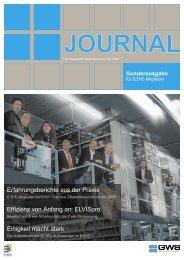 GWS - E/D/E Sonderjournal - GWS mbH