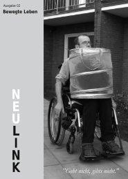 N E U L I N K - Diakonische Behindertenhilfe Lilienthal