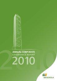 Corporate Format 2010 download PDF - Iberdrola